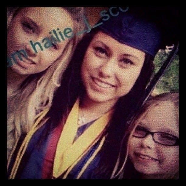 Hailie Jade Mathers, Alaina Mathers e Whitney Mathers ...