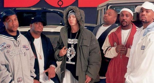 Eminem Shady Records