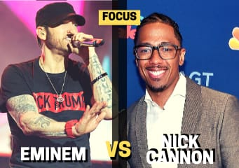 Nick Cannon Diss Eminem