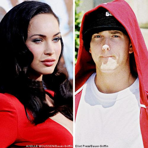 Eminem,Megan Fox