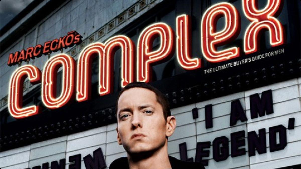 Eminem, Complex, MMLP2