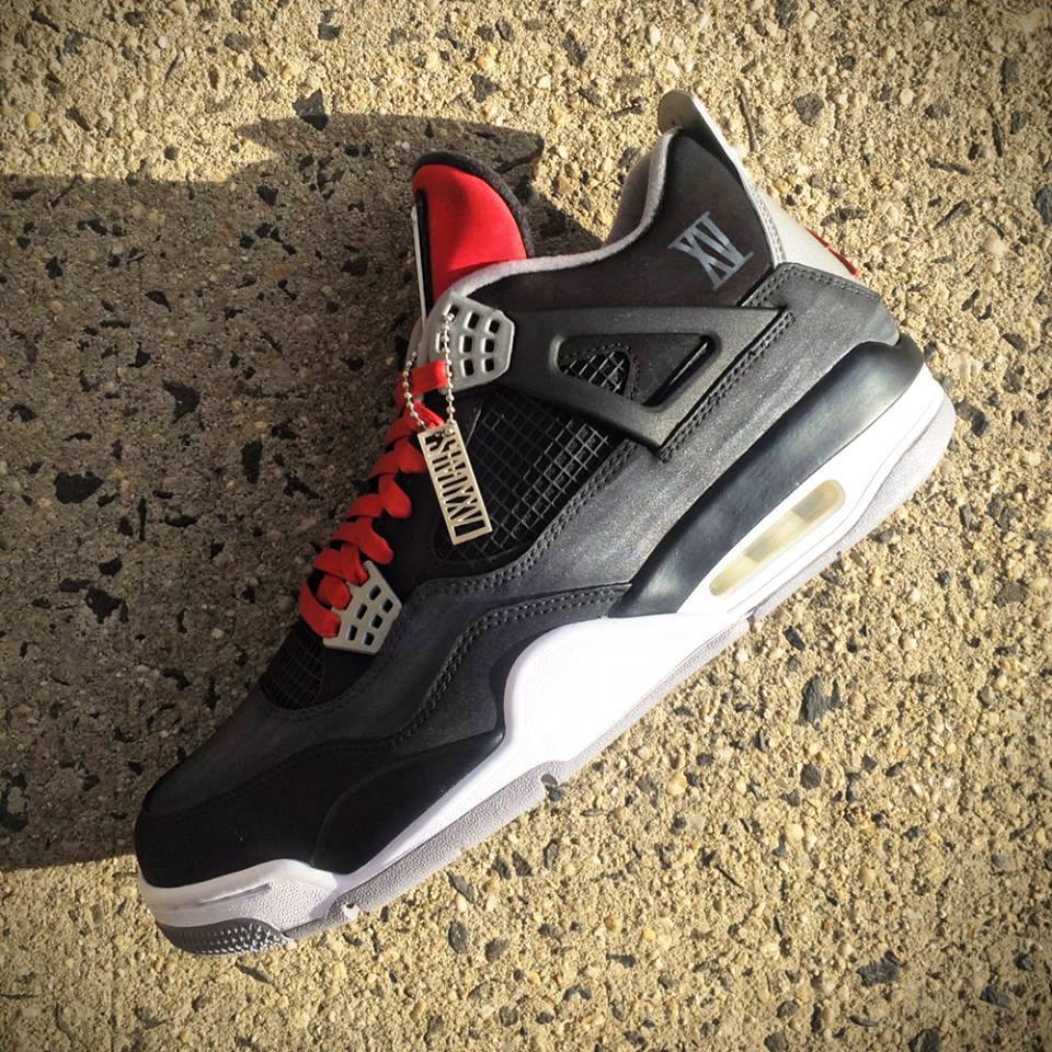 Eminem, Shady XV, Shady Records, sneakers, shoes, Nike, Air Jordan 4, Jordan