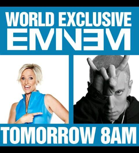 Eminem, Rihanna, The Monster, MMLP2, Rapture, Australia, New Zeland, Sud Africa, concerti