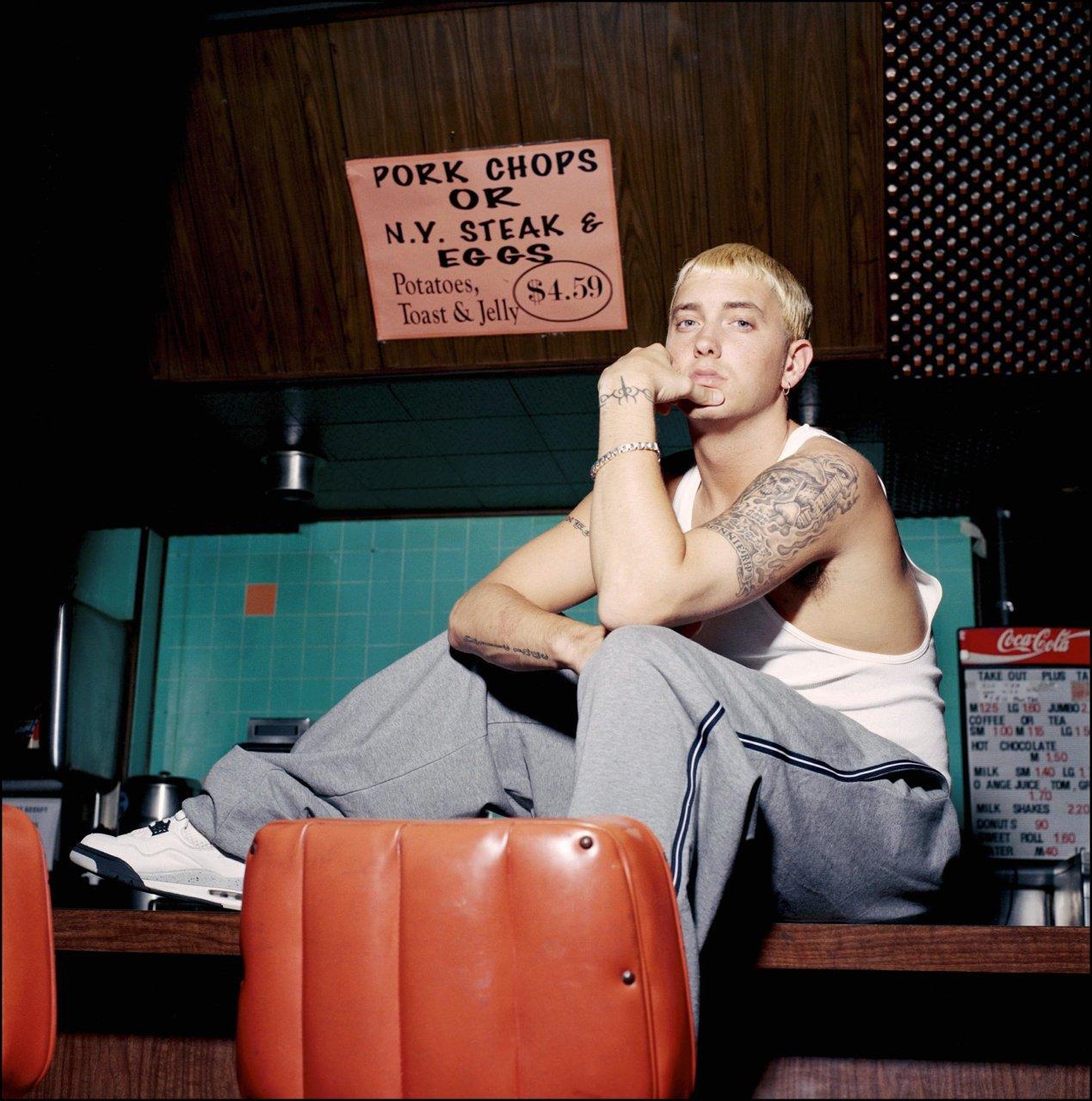 Eminem, Hip Hop