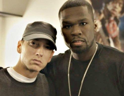 Eminem, 50 cent
