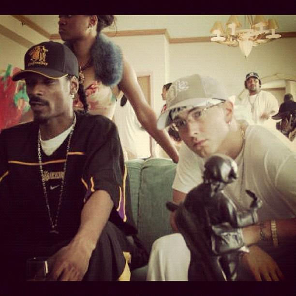 Eminem, Snoop Dogg, Up In Smoke Tour
