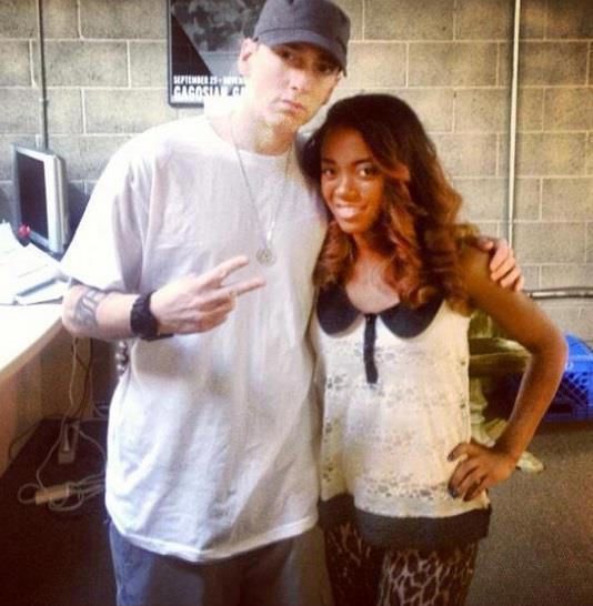 Eminem. Keely Nosugref, Mr. Porter
