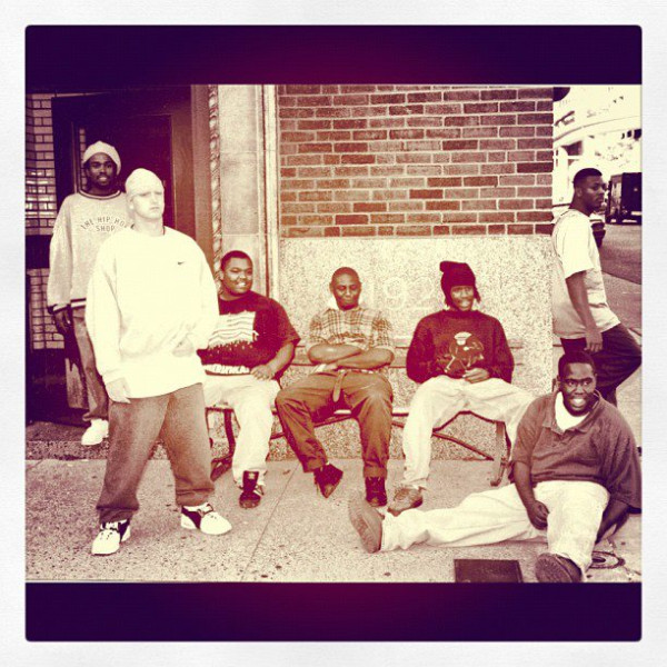 Kuniva,D12,Eminem,Proof,Mr.Porter,Fuzz Scoota,Eye-Kyu ,Charging Soldier