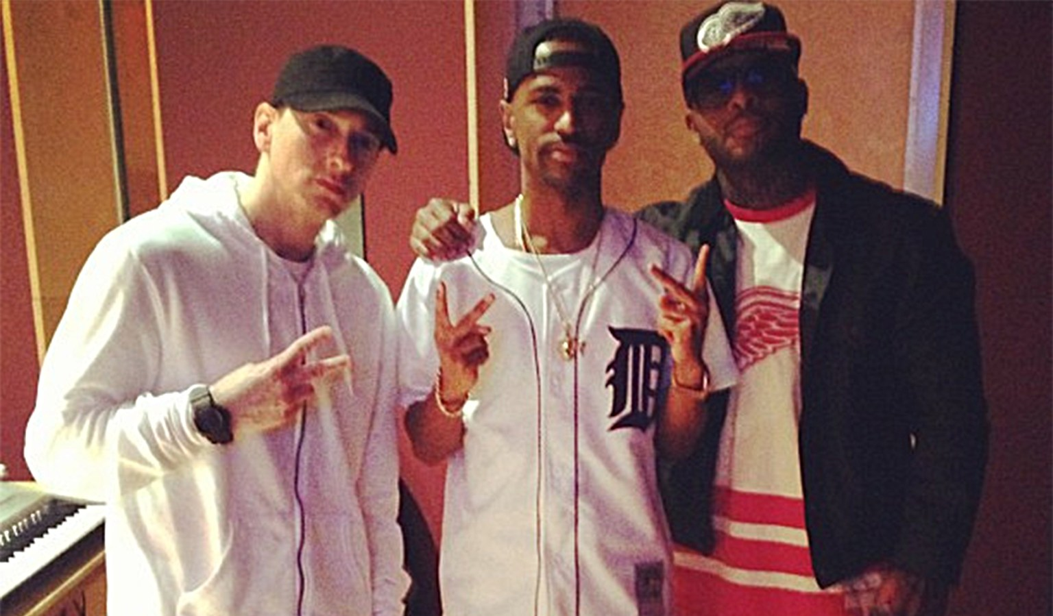 eminem big sean, eminem friday night cypher, eminem royce da 5 9