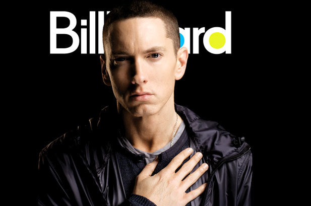 eminem hot 100 40 anni, eminem billboard 40 anni, eminem rihanna the monster, eminem classifica billboard