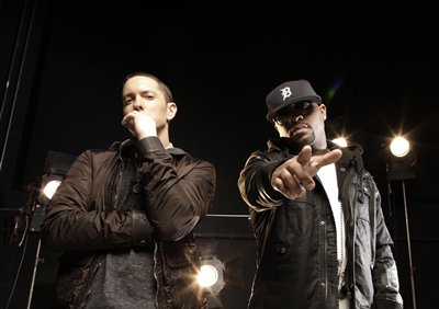 Eminem, Royce, Complex, cover