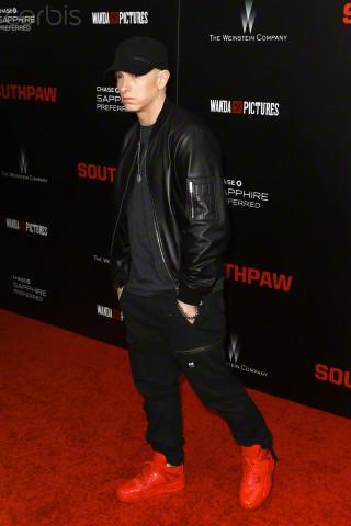 Southpaw Promo Red Carpet Page 1 Eminem Italia Ufficiale