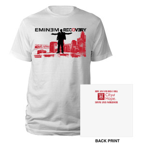 Eminem, City of Hope,