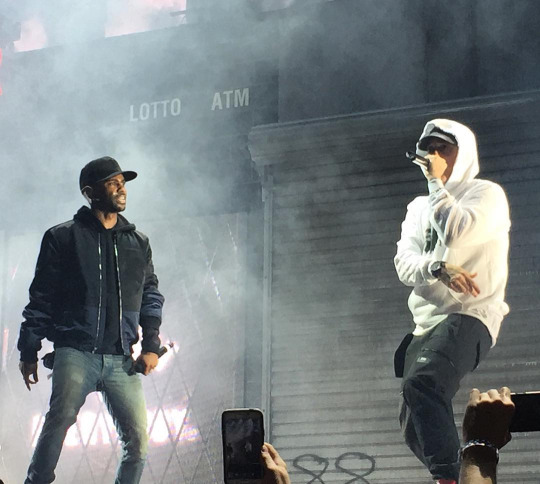 eminem detroit vs everybody, detroit vs everybody live, detroit vs everybody big sean