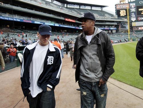 Eminem, Complex Magazine, Curiosità, Jay Z