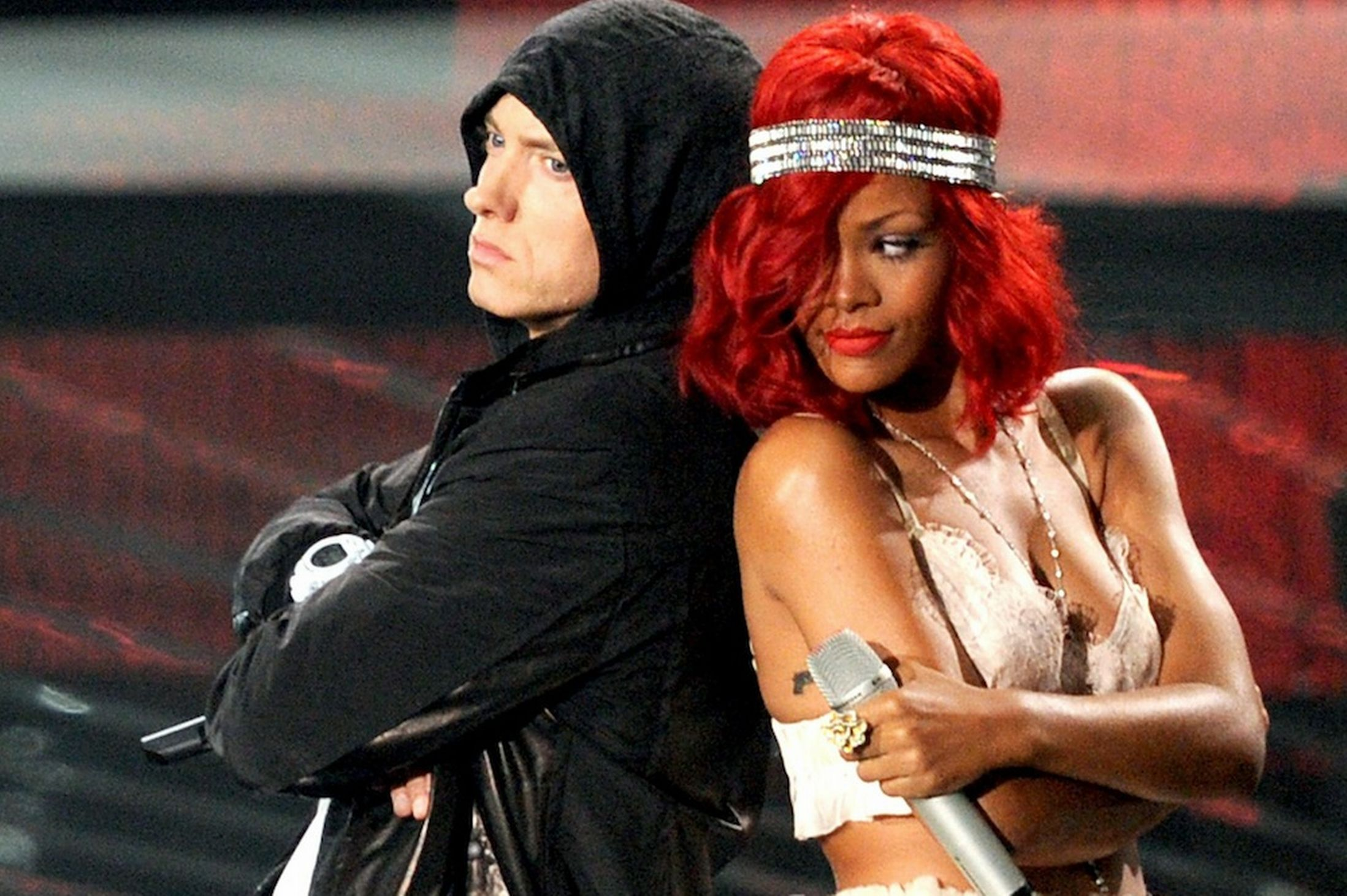 Eminem, Rihanna, The Monster, The Monster Tour,