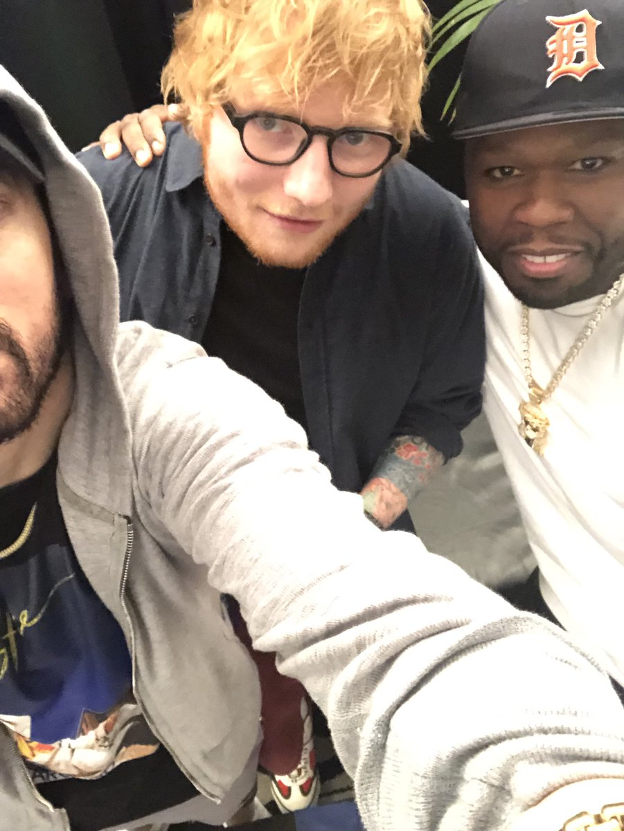 eminem ed sheeran, eminem 50 cent, eminem remember the name