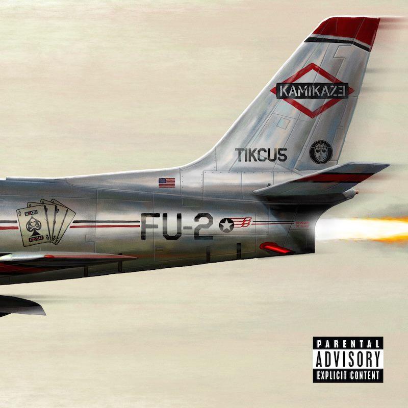 Kamikaze di Eminem: aggiornamento vendite e classifica mondiale