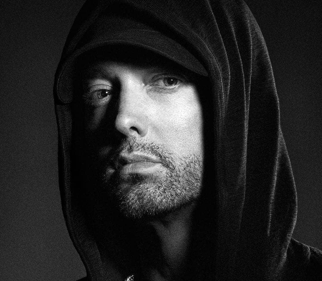 Eminem risponde alle critiche rivolte a Kamikaze con una pubblicità su THR