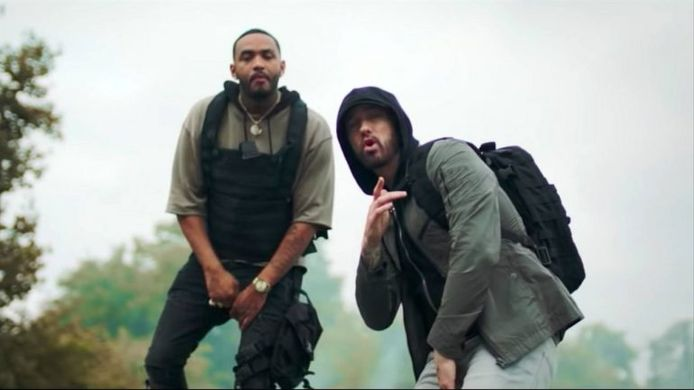 Lucky You di Eminem feat. Joyner Lucas conquista l´oro in Italia
