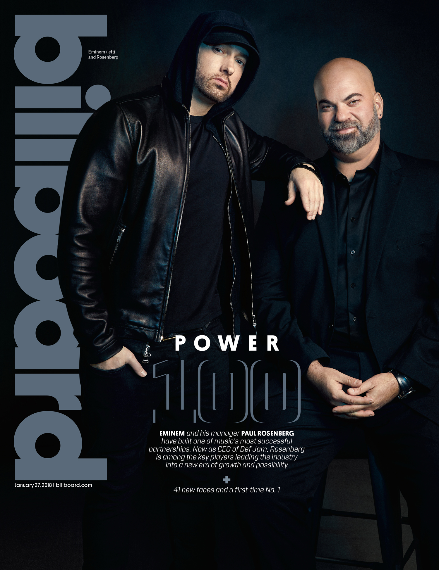 eminem paul rosenberg, eminem billboard interview, paul rosenberg def jam