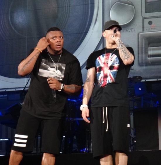 Eminem Mr Porter, Eminem nuovo album, Eminem D12 album,