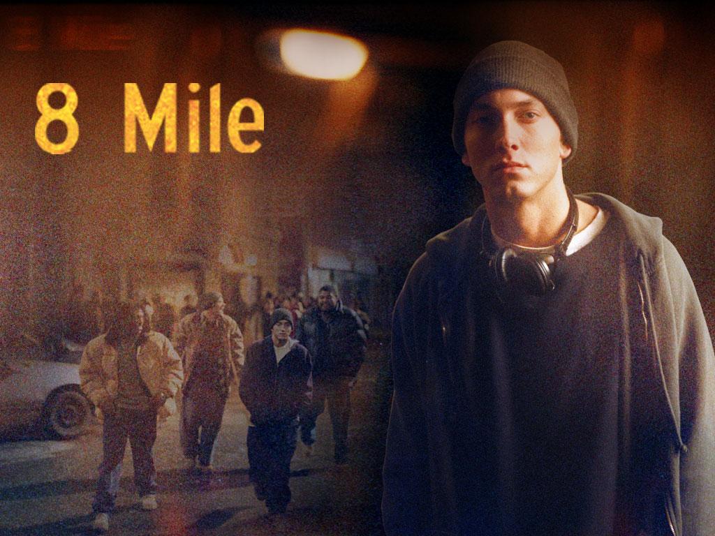Eminem, Paul Rosenberg, 8 Mile, Brittany Murphi