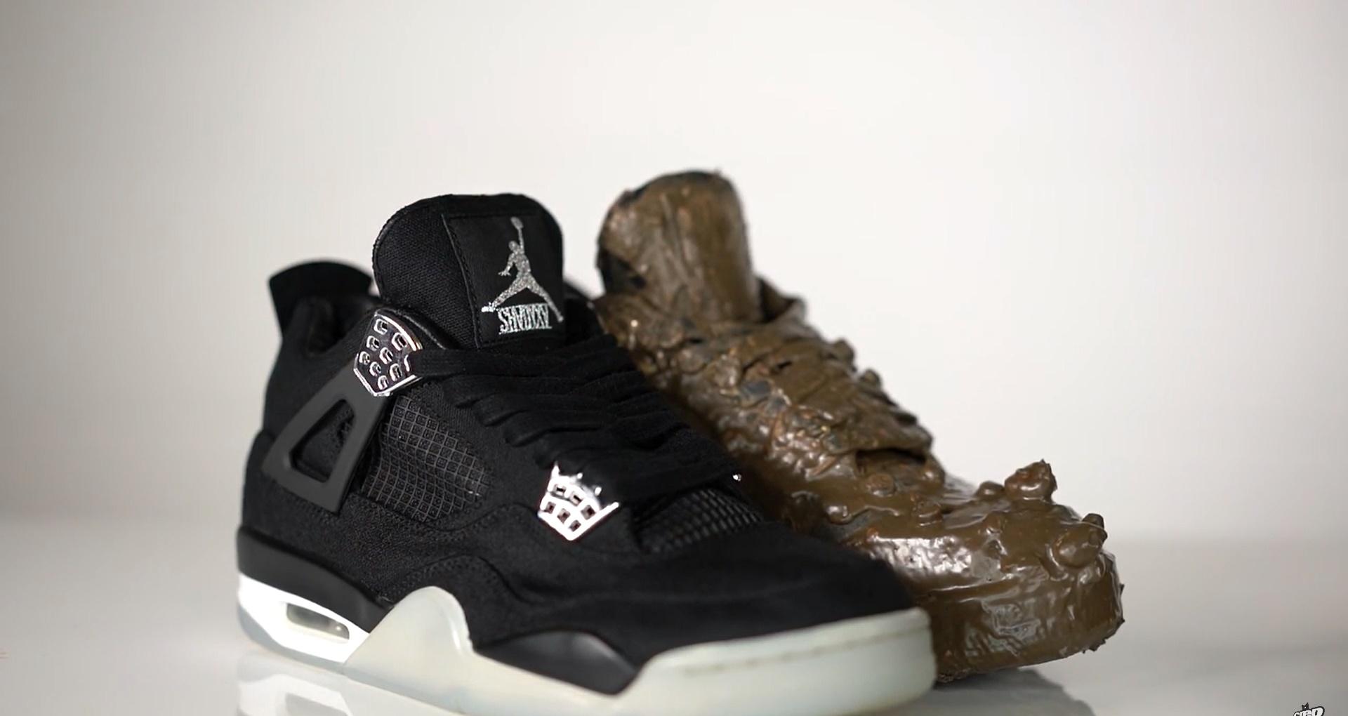 eminem jordan carhartt, crepprotect sneakers chocolate, crepprotect eminem sneakers, crepprotect pulizia scarpe