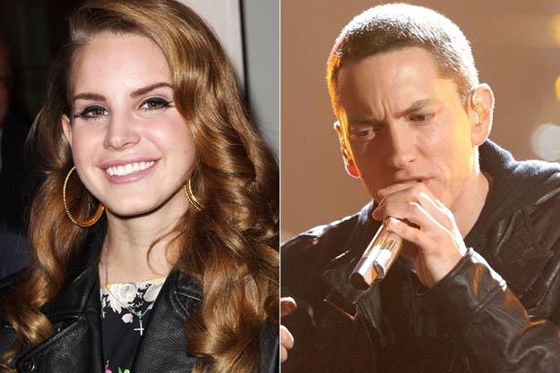 Eminem , Lana Del Rey