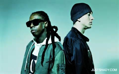 lil wayne eminem, lil wayne my name is, eminem my name is, lil wayne no ceilings 2