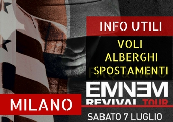 eminem italia 2018, eminem concerto in italia 2018, eminem milano 2018