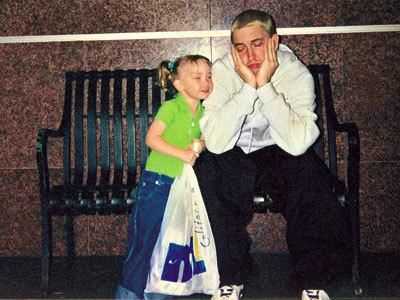 Eminem,Padre