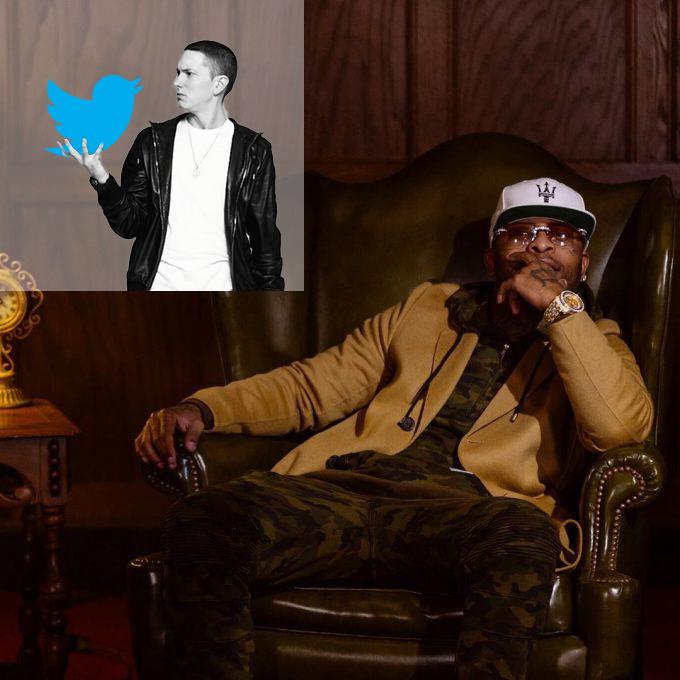 royce da 5 9 eminem, royce da 5 9 intervista, eminem twitter, royce HipHopNMore, royce prhyme 2
