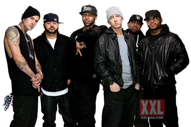 Slaughterhouse Hip Hop Group 29