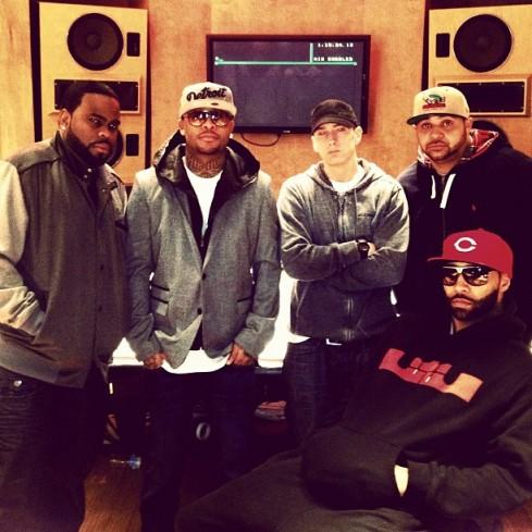 Eminem,Slaughterhouse,Yelawolf