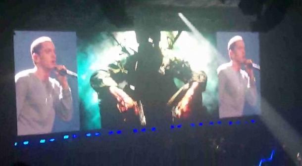Eminem, Nintendo, E3, Rihanna