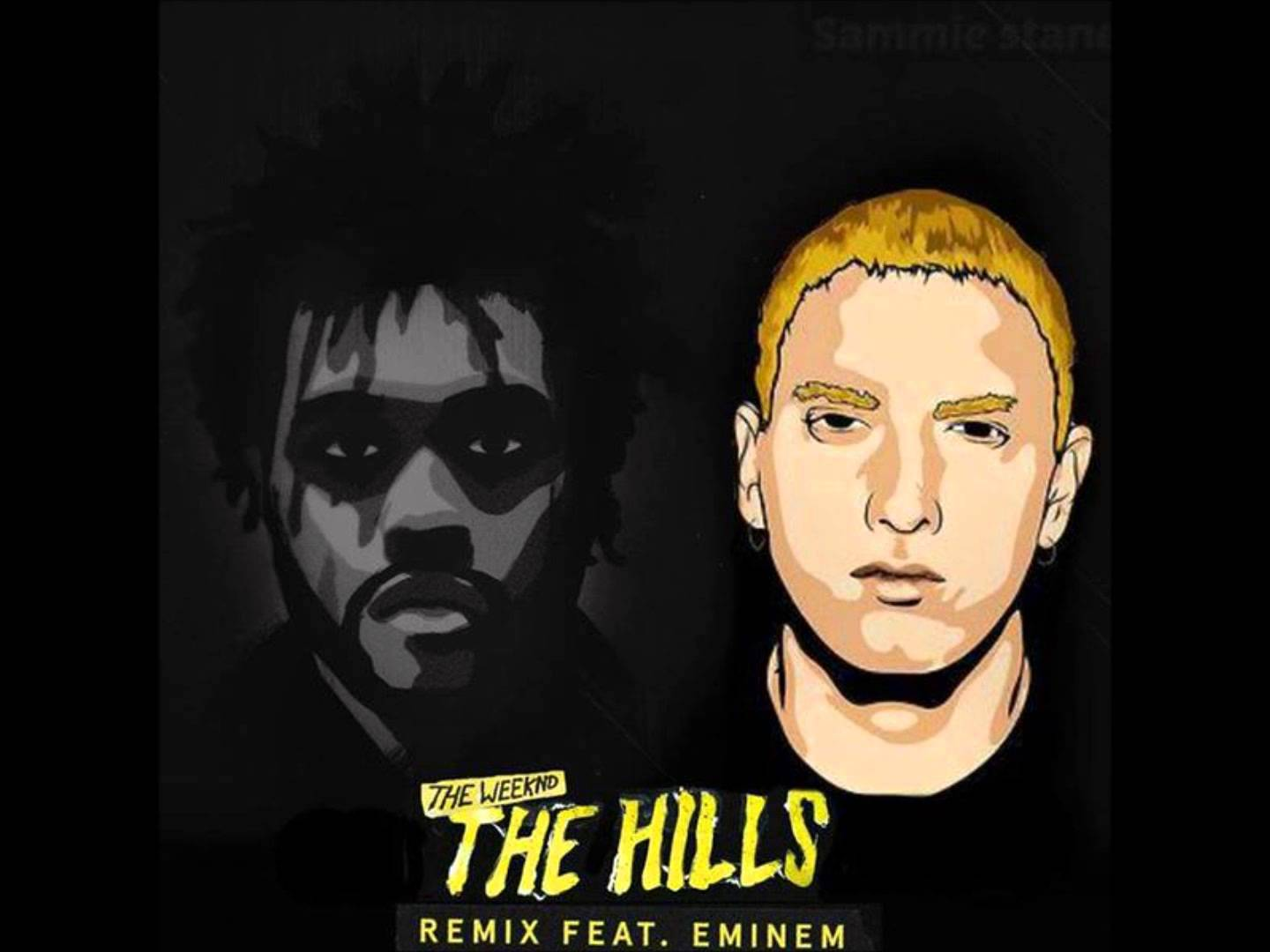 the hills eminem, the weeknd eminem, the weeknd zane lowe