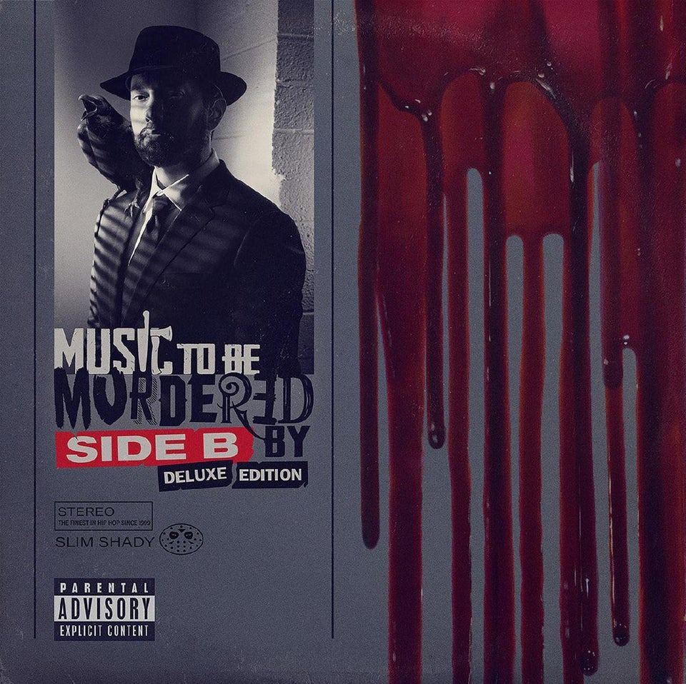 Eminem, uscito ufficialmente Music To Be Murdered By Side B (Deluxe Version)