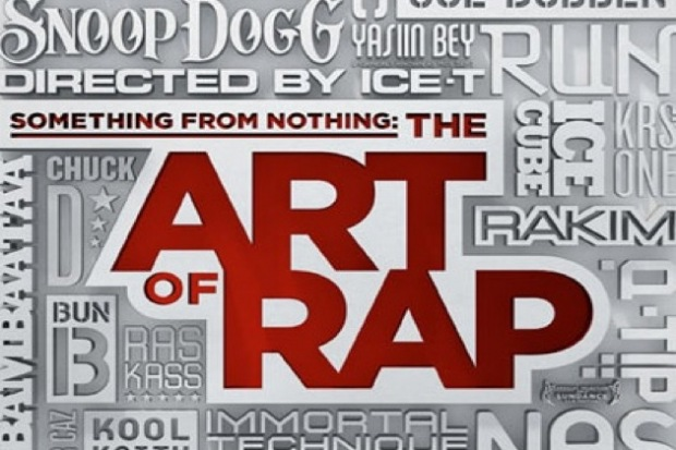The Art Of Rap, Europa, DVD