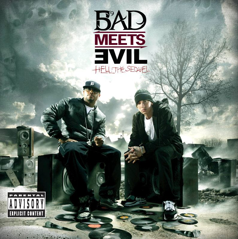 Bad Meets Evil, Top Billboard Music Awards