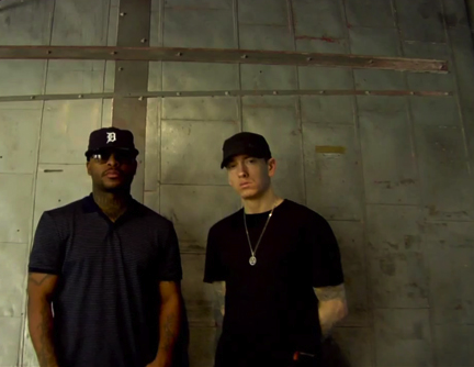 Bad Meets Evil , Eminem e Royce