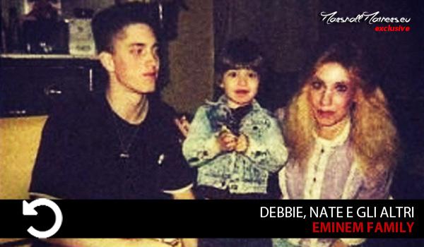 Debbie Briggs Mathers, nathan kane mathers, nate kane, eminen padre, famiglia eminem