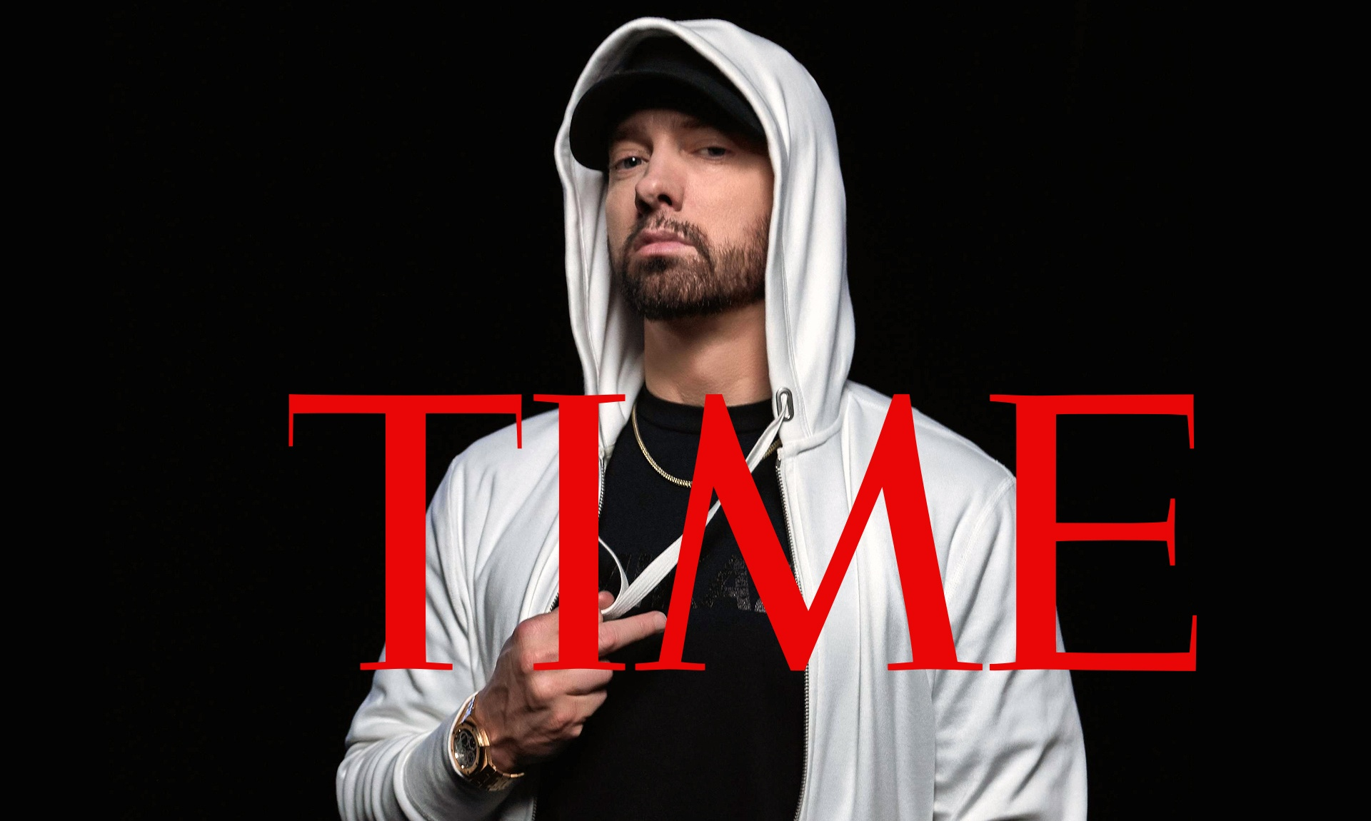 eminem workout, eminem time magazione, canzoni workout