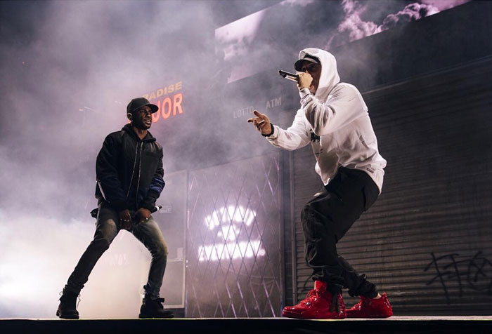 eminem big sean, eminem big sean no favors, big sean beats 1