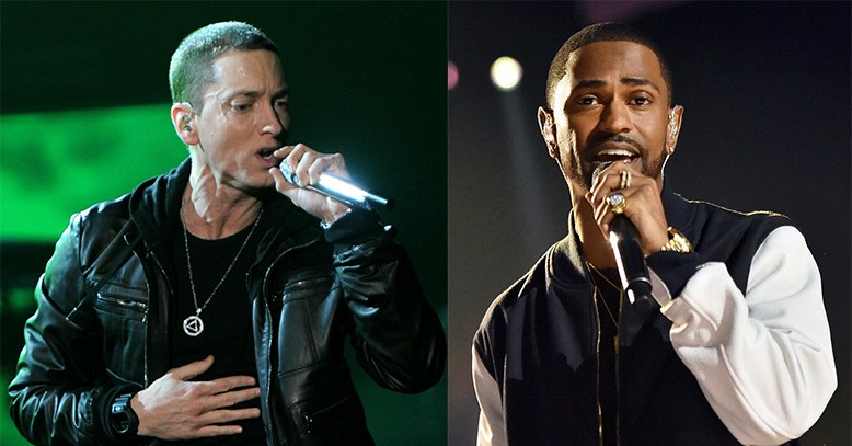 eminem no favors, eminem big sean, big sean no favors