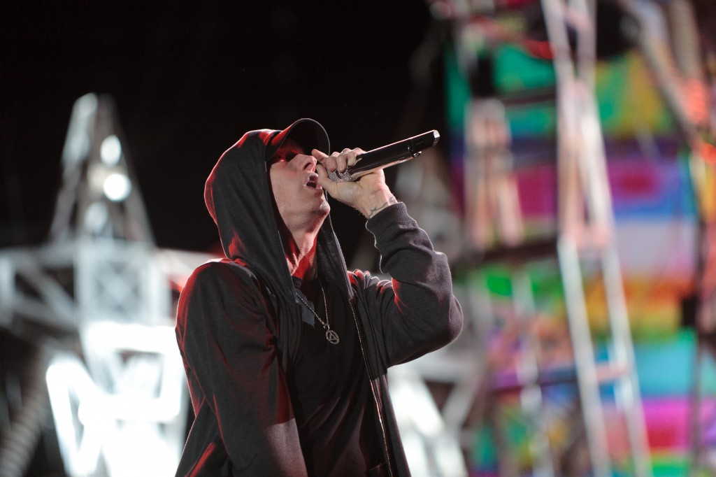eminem iHeart Radio Music Awards, eminem kehlani, eminem performance
