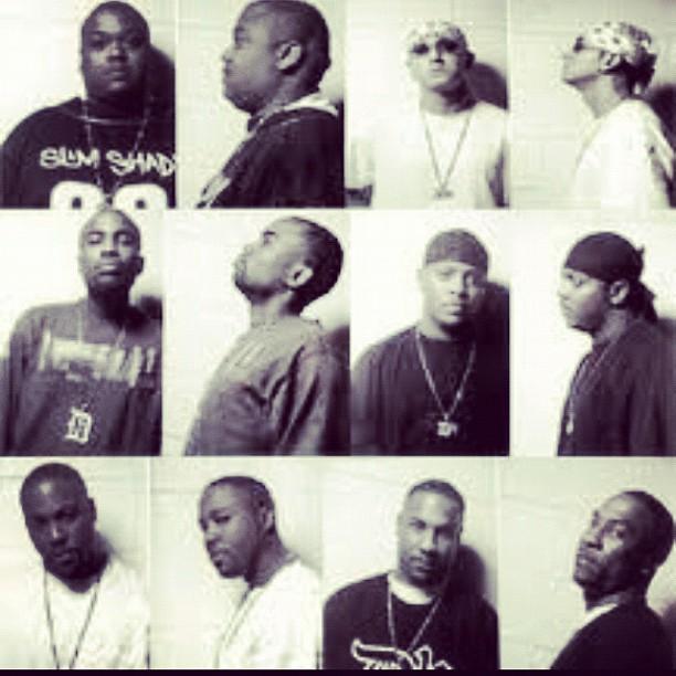 Kuniva,D-12,Eminem