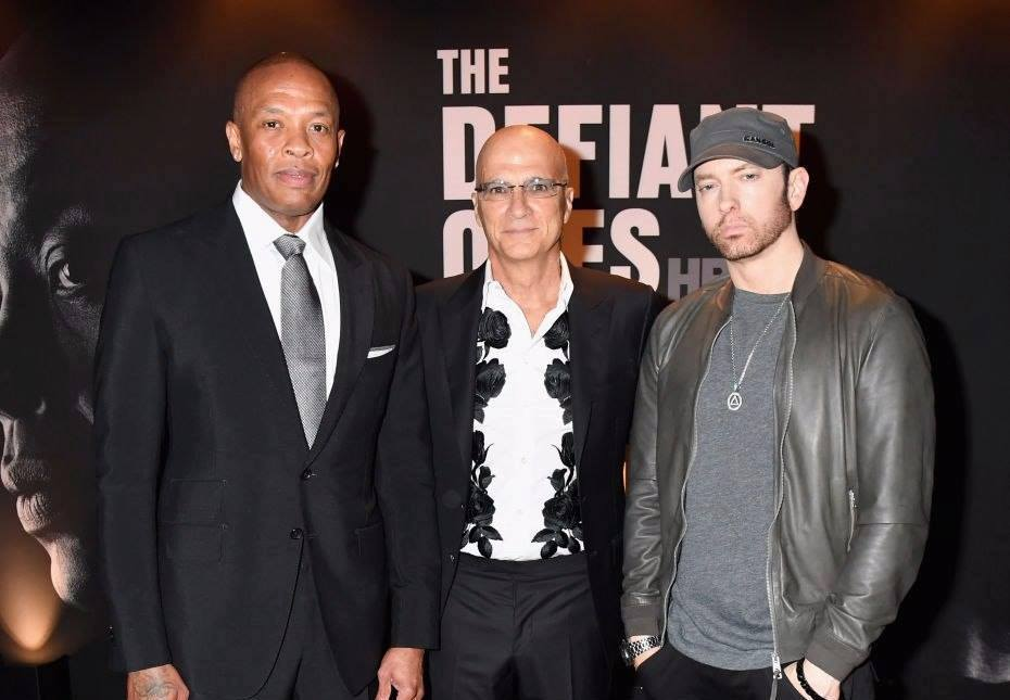 eminem the defiant ones, eminem vendite, the defiant ones italiano