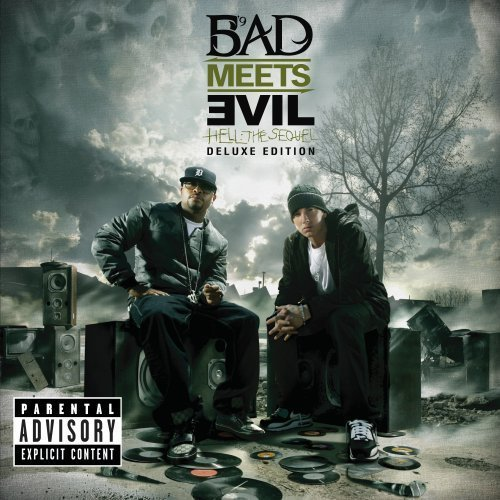 delux edition, album, Bad Meets Evil, Hell: The sequel, Amazon.com