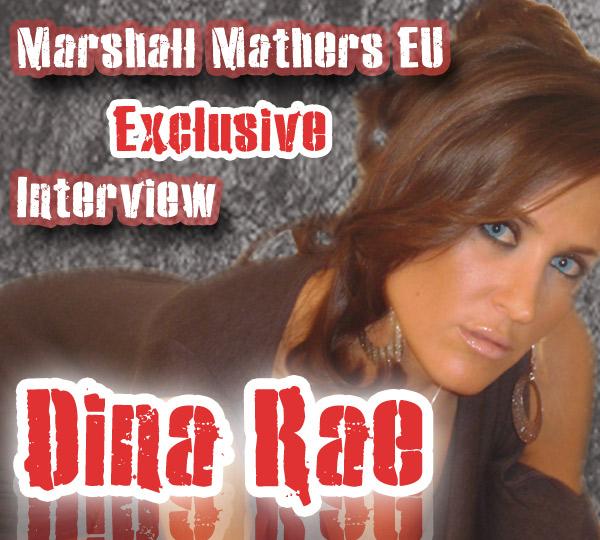 Dina Rae, corista eminem, The Dina Rae Show
